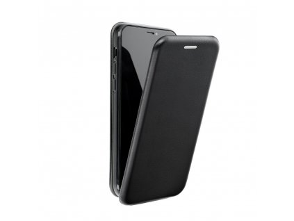 Pouzdro Forcell FLEXI ELEGANCE APPLE IPHONE XS MAX černé