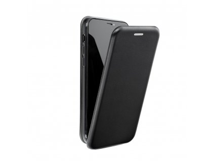 Pouzdro Forcell FLEXI ELEGANCE APPLE IPHONE 6 PLUS / 6S PLUS černé