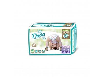 detske jednorazove pleny dada extra soft 4 maxi 7 18 kg 46 ks 21168 1
