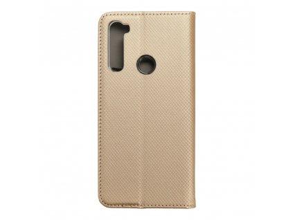 Pouzdro Forcell Smart Case Xiaomi Redmi Note 8T zlaté