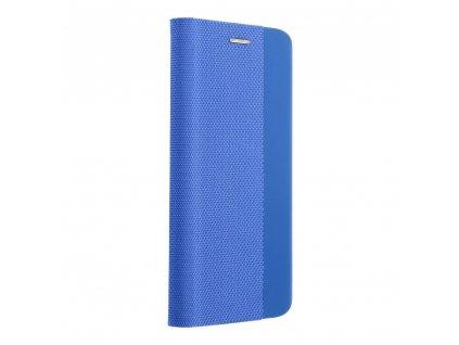 Pouzdro Forcell Sensitive Book Samsung Galaxy A10 modré