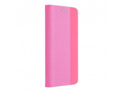 Pouzdro Forcell Sensitive Book Apple Iphone 11 PRO růžové