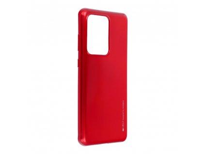 Pouzdro i-Jelly MERCURY/GOOSPERY Samsung Galaxy S20 ULTRA červené