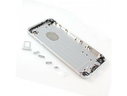 kryt iphone 6 sedy stribrny