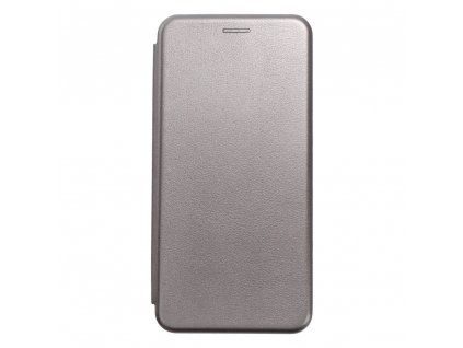 Pouzdro Forcell Book Elegance Samung Galaxy M21 ocelové