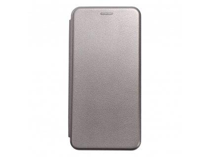 Pouzdro Forcell Book Elegance Samung Galaxy A21s ocelové