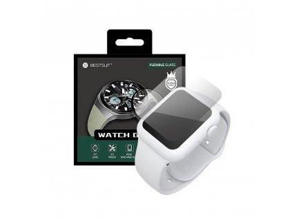 Tvrzené sklo Flexible Nano Glass - Huawei Watch GT 2E 46mm