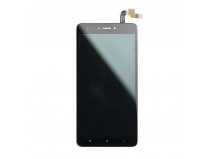 LCD displej + dotyková plocha pro XIAOMI REDMI NOTE 4X černá