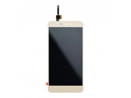 LCD displej + dotyková plocha pro XIAOMI REDMI 4A zlatá