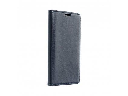 Pouzdro Magnet Flip Wallet Book Samsung Galaxy A21s - tmavě modré