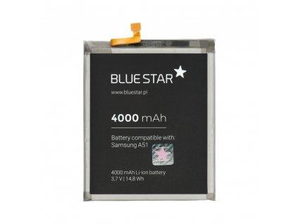 Baterie pro Samsung Galaxy A51 4000 mAh Li-Ion Blue Star PREMIUM