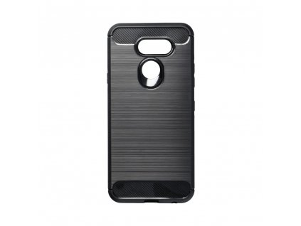 Pouzdro Forcell Carbon LG K40S černé