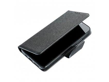 Pouzdro Fancy Book Xiaomi Redmi 9 černé