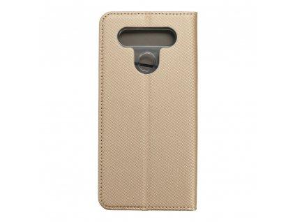 Pouzdro Smart Case Book LG K41s zlaté