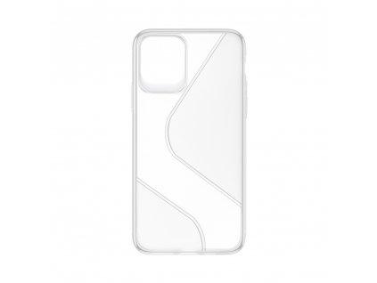 Pouzdro Forcell S-CASE APPLE IPHONE 12 PRO / 12 MAX transparentní