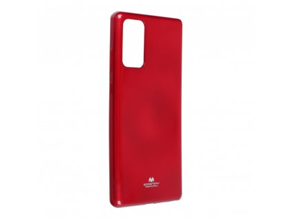 Pouzdro Goospery Mercury Jelly Samsung Galaxy NOTE 20 červené