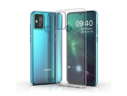 Forcell pouzdro Back Case Ultra Slim 0,5mm HUAWEI Honor 9A transparentní