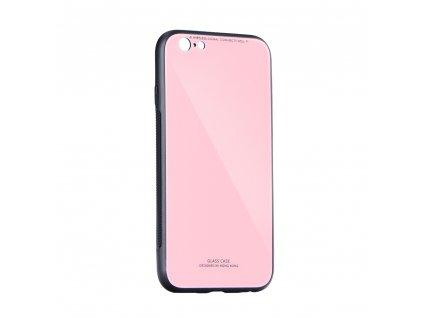 Pouzdro Forcell Glass XIAOMI Redmi 9A růžové