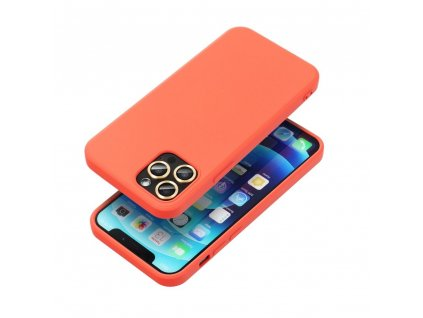 Pouzdro Forcell SILICONE LITE SAMSUNG Galaxy A31 růžové