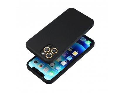 Pouzdro Forcell SILICONE LITE SAMSUNG Galaxy A31 černé