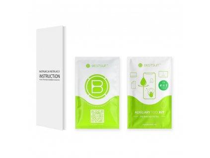 Tvrzené sklo UV Flexible Nano Glass Samsung S8+