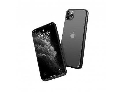 Pouzdro Forcell NEW ELECTRO MATT APPLE IPHONE 12 MINI černé