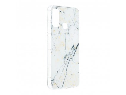 Pouzdro Forcell MARBLE HUAWEI P Smart 2020 vzor 1