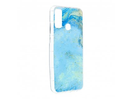 Pouzdro Forcell MARBLE HUAWEI P Smart 2020 vzor 3