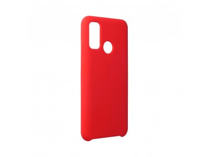 Pouzdro Forcell Soft-Touch SILICONE HUAWEI P Smart 2020 červené