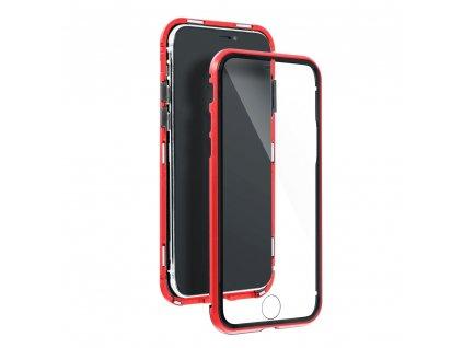 Pouzdro Magneto 360 Samsung Galaxy NOTE 20 ULTRA červené