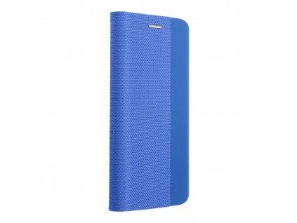 Pouzdro Forcell Sensitive Book SAMSUNG Galaxy A51 5G modré
