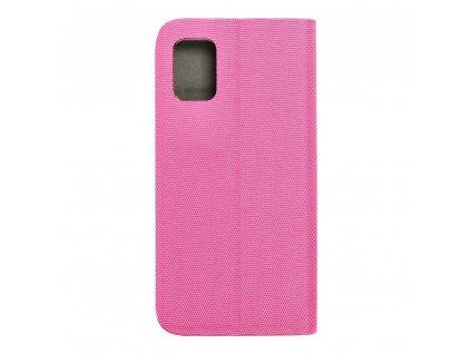 Pouzdro Forcell Sensitive Book SAMSUNG Galaxy A51 5G růžové