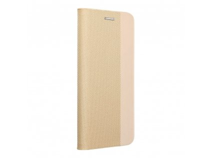 Pouzdro Forcell Sensitive Book APPLE IPHONE 12 Pro Max zlaté