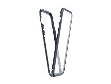 Pouzdro Magneto 360 APPLE IPHONE 12 MINI černé