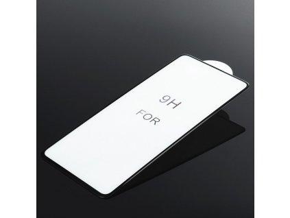 Tvrzené sklo Blue Star 5D - Samsung Galaxy Note 20 Ultra (full glue/case friendly/čtečka) - černé
