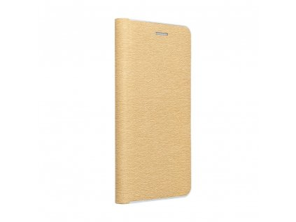 Pouzdro Forcell Luna Book Silver SAMSUNG GALAXY A21s zlaté