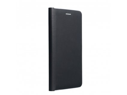 Pouzdro Forcell Luna Book Silver APPLE IPHONE 12 MINI černé