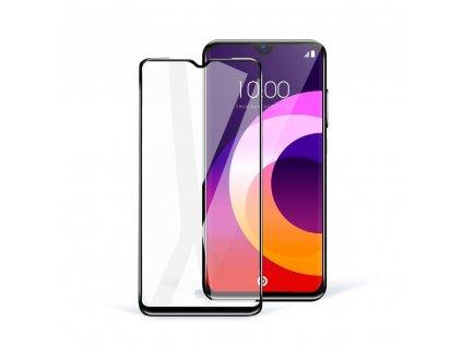 Sklo 5D Full Glue Ceramic Glass Samsung Galaxy A21s černé