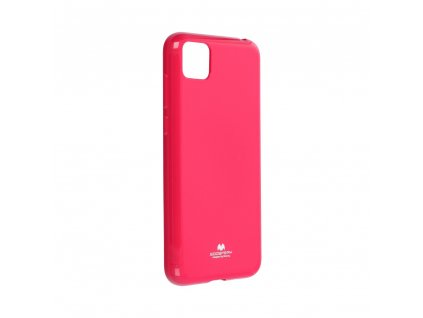 Pouzdro Goospery Mercury Jelly Huawei Y5P růžové