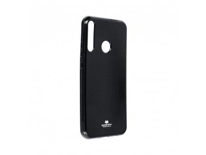 Pouzdro Goospery Mercury Jelly Huawei P40 Lite E černé