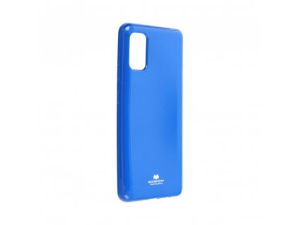 Pouzdro Goospery Mercury Jelly Samsung Galaxy A41 modré