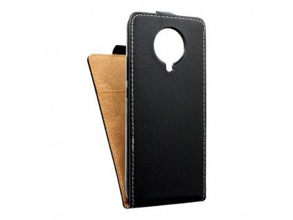 Forcell pouzdro Slim Flip Flexi FRESH Xiaomi Redmi K30 Pro černé