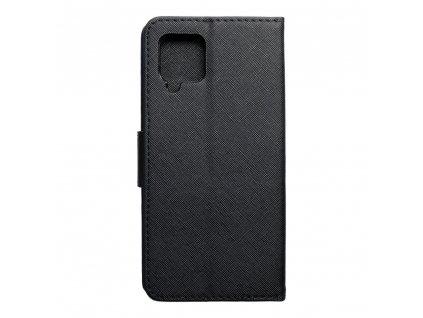 Pouzdro Fancy Book SAMSUNG Galaxy A42 5G černé