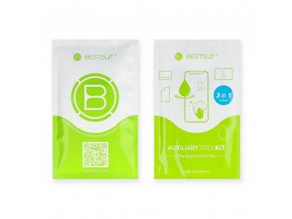 Tvrzené sklo Flexible Nano Glass Oppo A12