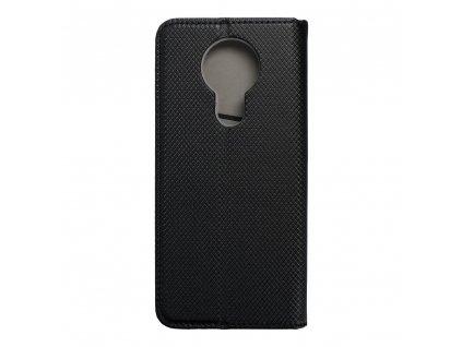 Pouzdro Forcell Smart Case NOKIA 3.4 černé