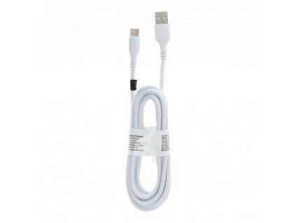 Kabel USB - Typ C 2.0 C279 2 metry bílý
