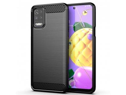 Pouzdro Forcell Carbon LG K42 černé