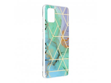 Pouzdro Forcell MARBLE COSMO SAMSUNG GALAXY A51 vzor 03
