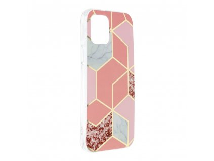Pouzdro Forcell MARBLE COSMO APPLE IPHONE 12 / 12 PRO vzor 02