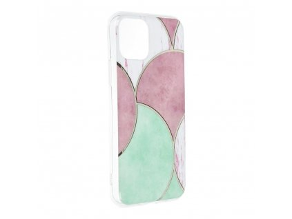 Pouzdro Forcell MARBLE COSMO APPLE IPHONE 12 MINI vzor 05